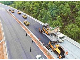 利用土工格栅提高道路路基强度和减少路面反射裂缝