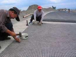 玻纤土工格栅的主要工程性应用分析