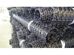 塑料土工格栅用于路面项目下面层主线全部铺筑的优势