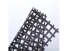 機械鋪設整卷土工格柵的注意事項