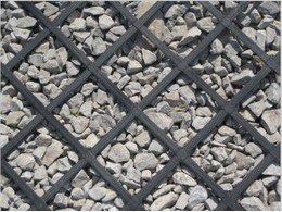 鋼塑復合土工格柵的使用特性與工作原理分析
