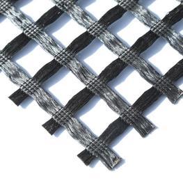 如何使用高碳鋼釘固定玻璃纖維土工格柵