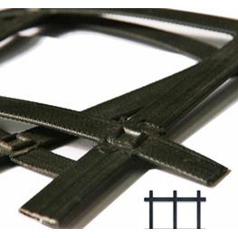 凸节点钢塑格栅