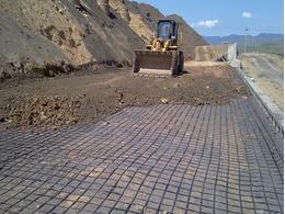 土工格柵施工過程中對道路有要求嗎?